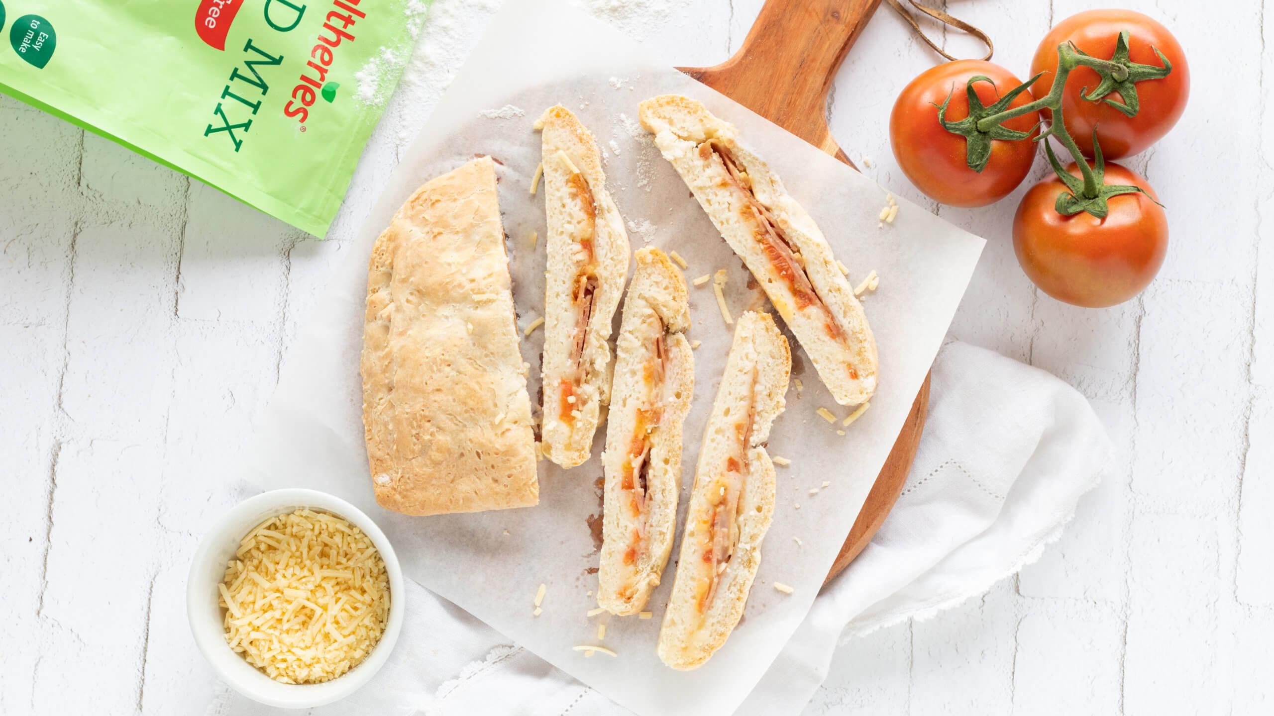 Gluten Free Calzone Recipe