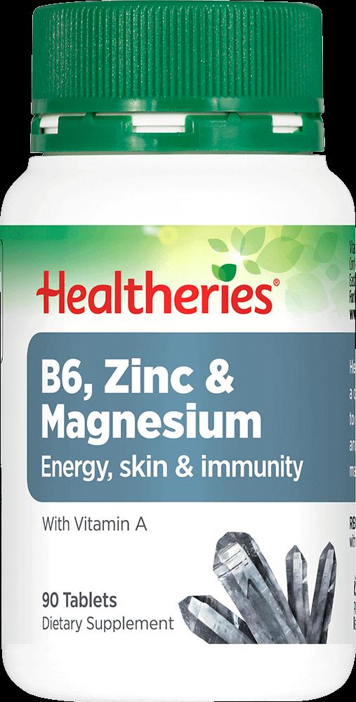 magnézium B6 prostatitis