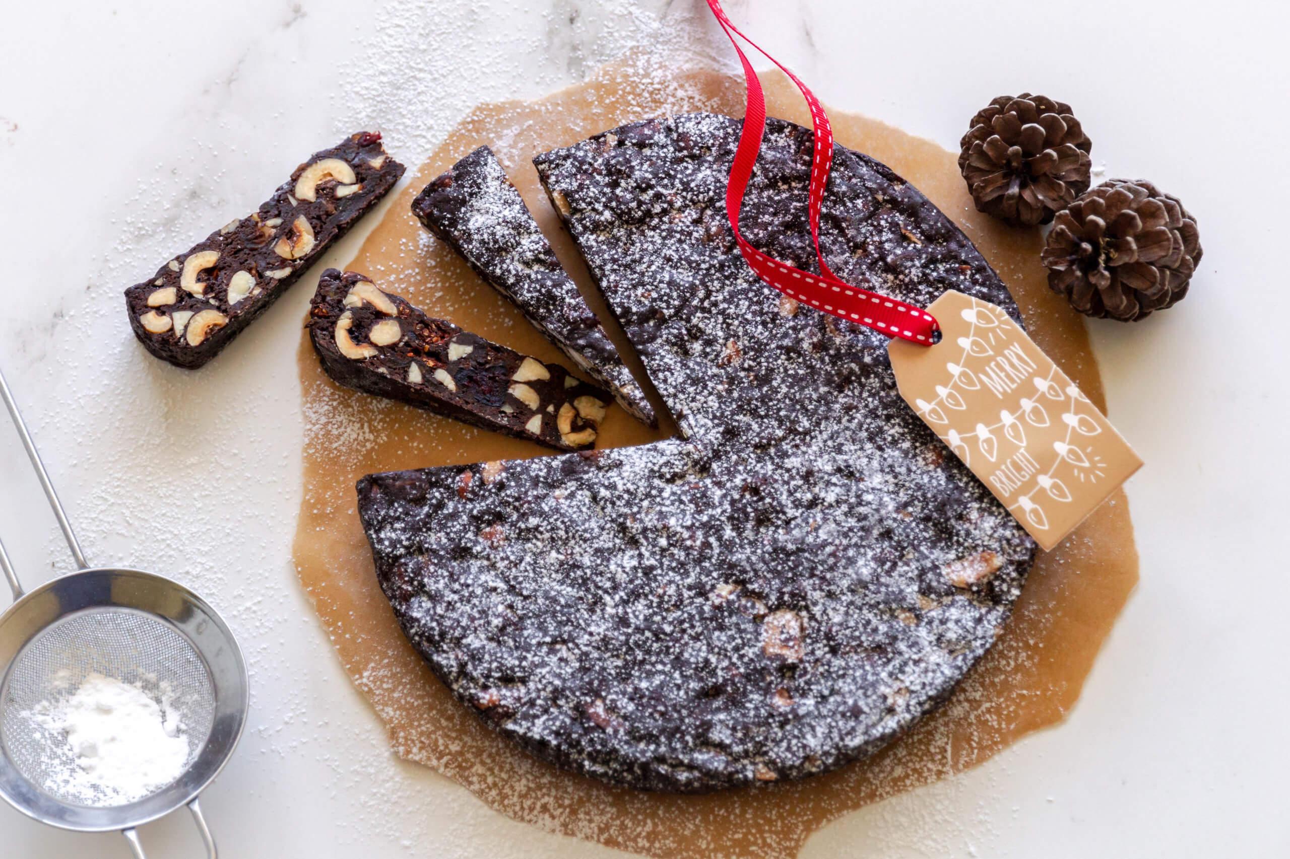 Gluten Free Chocolate Panforte